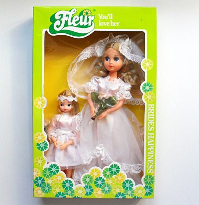 Fleur dolls #0132 - Toys - Obsessionistas - collectors & their collections