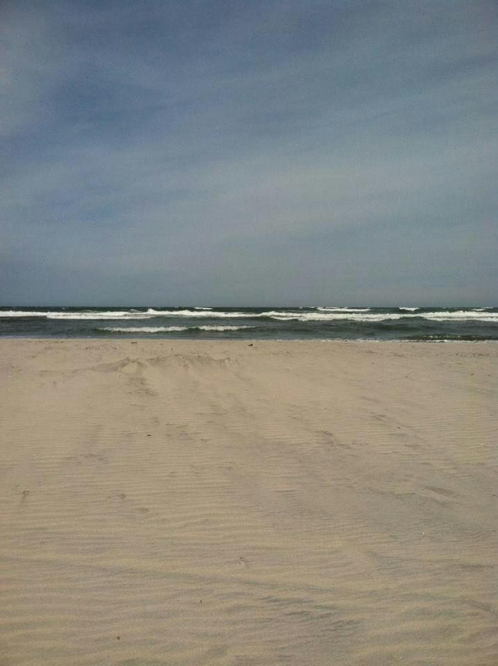 Wildwood Beach, New Jersey!