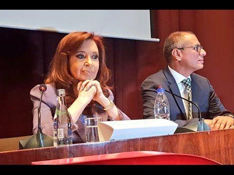 Cristina Kirchner en #ELAP2016