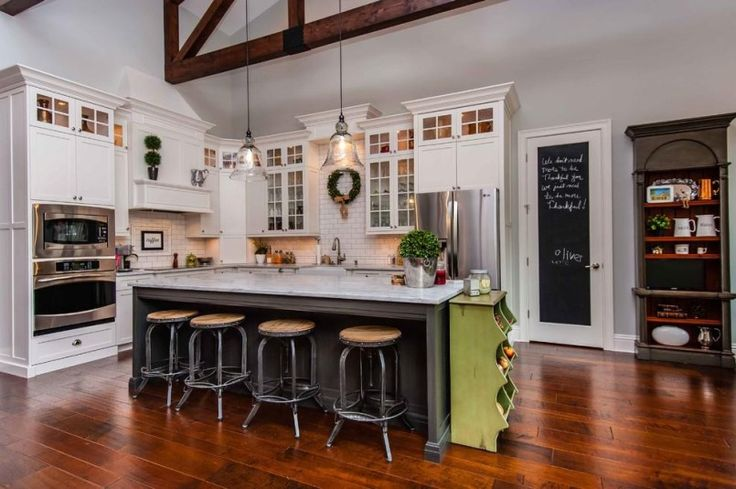50 best Large Kitchen Island images on Pinterest ...