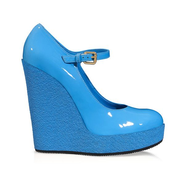 25 best ideas about blue wedges on coral