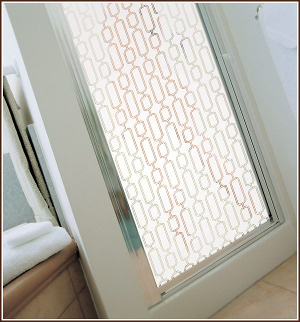 13 best images about window film on pinterest vinyls for Decorative windows for bathrooms