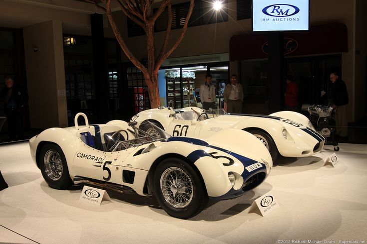 1960 Maserati Tipo 61 'Birdcage' In the late fifties, income from Maserati's successful 3500GT meant they could again develop racing cars like the Maserati Tipo 61. Design engineer, Giulio Alfieri drafted an intricate chassis design that was nicknamed the Birdcage. After only six cars, the complex design was upgraded to have a larger engine for ...