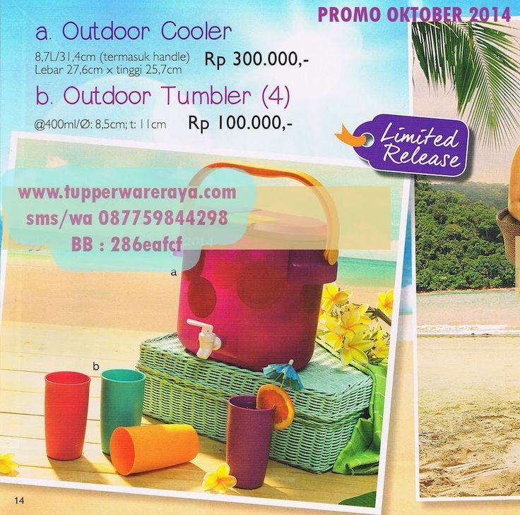 Katalog Tupperware Promo Oktober 2014