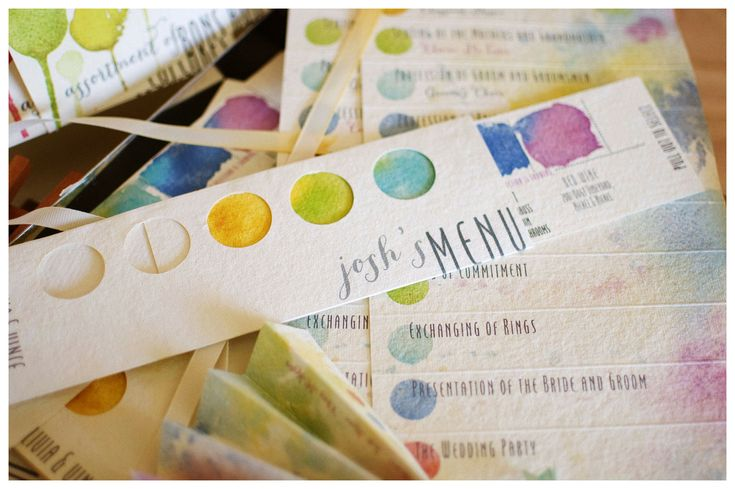 Artist Wedding Invitations: 82 Best Artist Themed Wedding Images On Pinterest