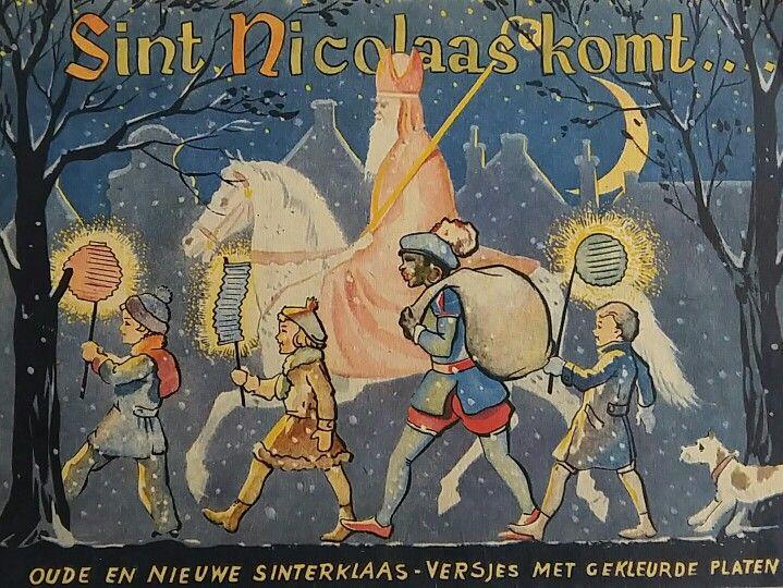 Sint Nicolaas komt...