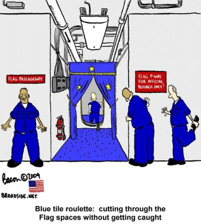 Navy humor