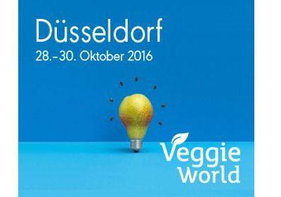 Auf zur Veggieworld nach Düsseldorf. An unserem Stand freuen wir uns Euch auf einen leckeren Smoothie einladen zu dürfen.