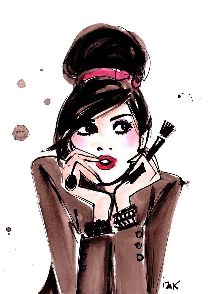 Izak Zenou Fashion + Beauty Book