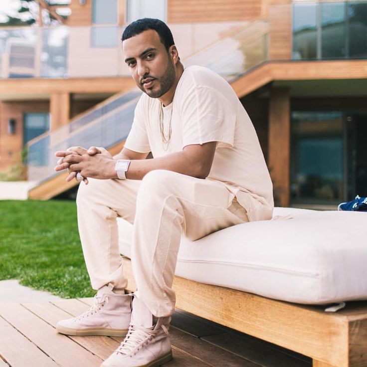 french montana in head to toe dp //