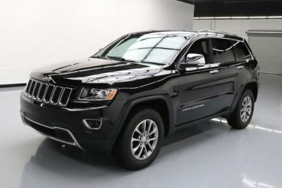 2014 Jeep Grand Cherokee Limited For Sale In Houston | Cars.com
