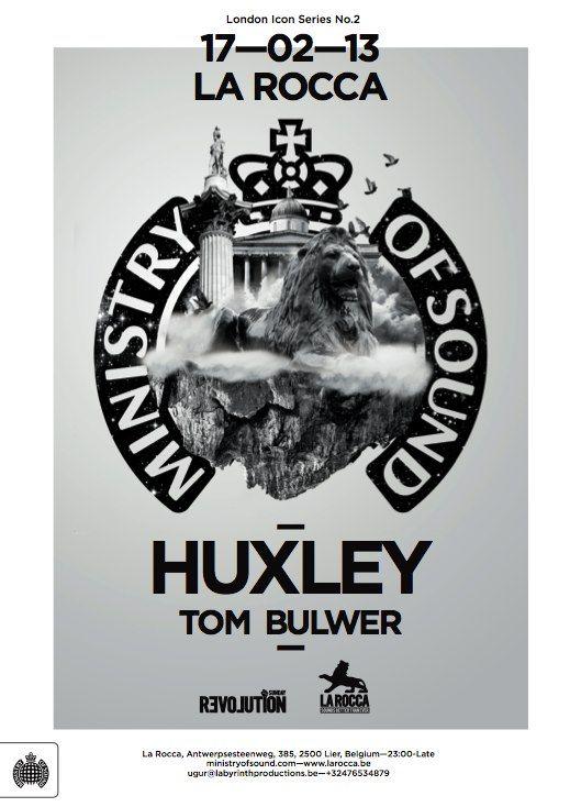 Huxley tour La Rocca