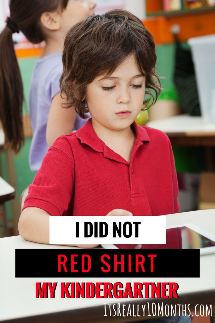 How do you know when your child is ready to start kindergarten?