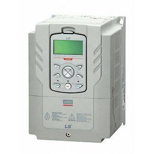 LSIS LSLV0055H100-4COFN Frequenzumrichter 5.5kW, EMV-Filter