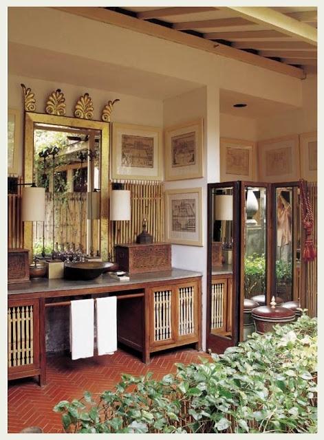 Javanese interior design