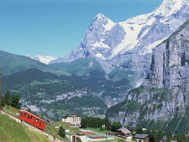 switzerland attractions | Switzerland Tourist Attractions Wallpapers :Switzerland Travel - Cable ...