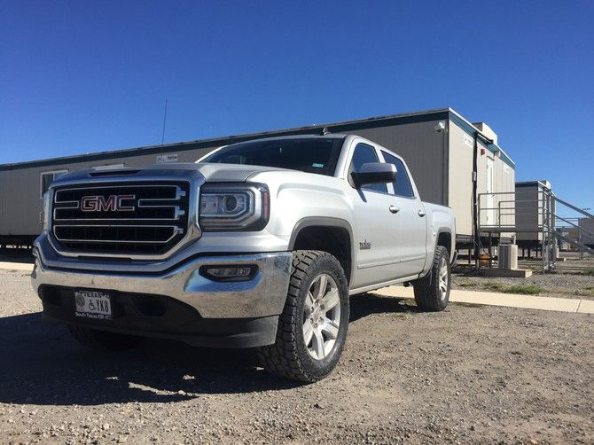 305 55r20 In Inches >> Stexas S 2016 Gmc Sierra 1500 2wd Double Cab With 305 55r20 Toyo