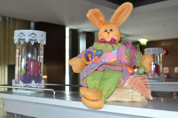 Decoração de Páscoa do Enotel Quinta do Sol. - Easter decoration at the Enotel Quinta do Sol. http://www.enotelquintadosol.pt/default-pt.html  #enotelexperience #experienciaenotel #enotel #madeira #ilhadamadeira #portugal #pascoa #easter  #madeiraisland