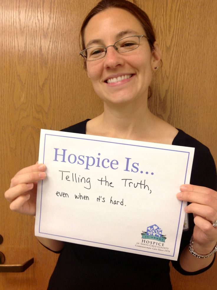 Vanessa Little, D.O. Chief Medical Director at Hospice of Santa Cruz County shares what hospice is to her. #HSCC #HospiceOfSantaCruzCounty #HospiceMonth