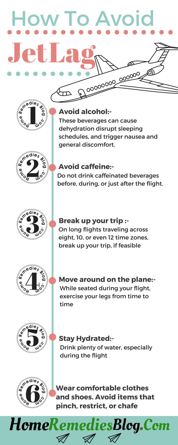How To Avoid Jet Lag Naturally