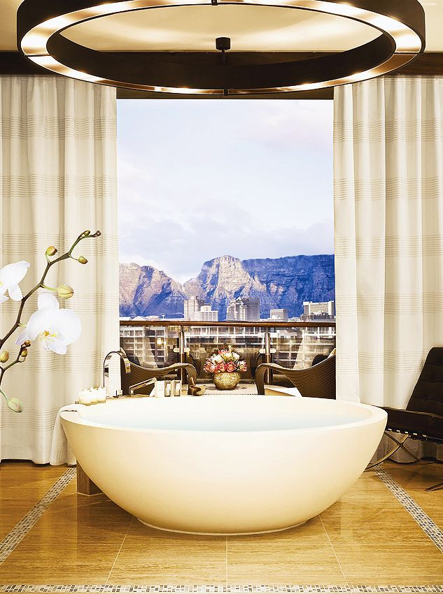 One & Only Cape Town, #South Africa. Beautiful destination escape!  #Travel #Vacation