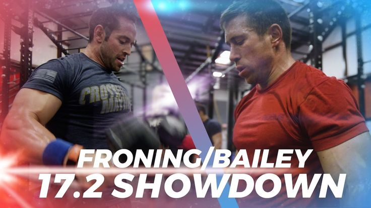 The Golden Boys - Rich Froning & Dan Bailey #crossfit #fitness #WOD #workout #fitfam #gym #fit #health #training #CrossFitGames #bodybuilding