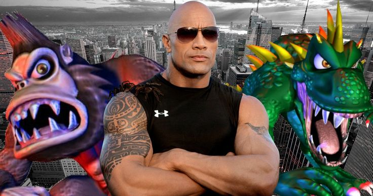 The Rock's Rampage Movie Gets a Spring 2018 Release Date -- Warner Bros. Pictures announces a new release date for the Star is Born remake and Dwayne Johnson's video game adaptation Rampage. -- http://movieweb.com/rampage-movie-2018-release-date-dwayne-johnson/