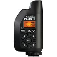 Pocket Wizard Plus III Transceiver