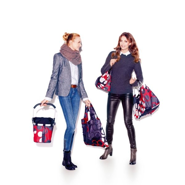 Koszyk carrybag anniversary anniversary baroque - DECO Salon #reisenthel #basket #shoping #giftidea  #bag #homeaccessories