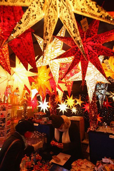 Berlin, Germany...Christmas Market.  What a Christmas it would be...