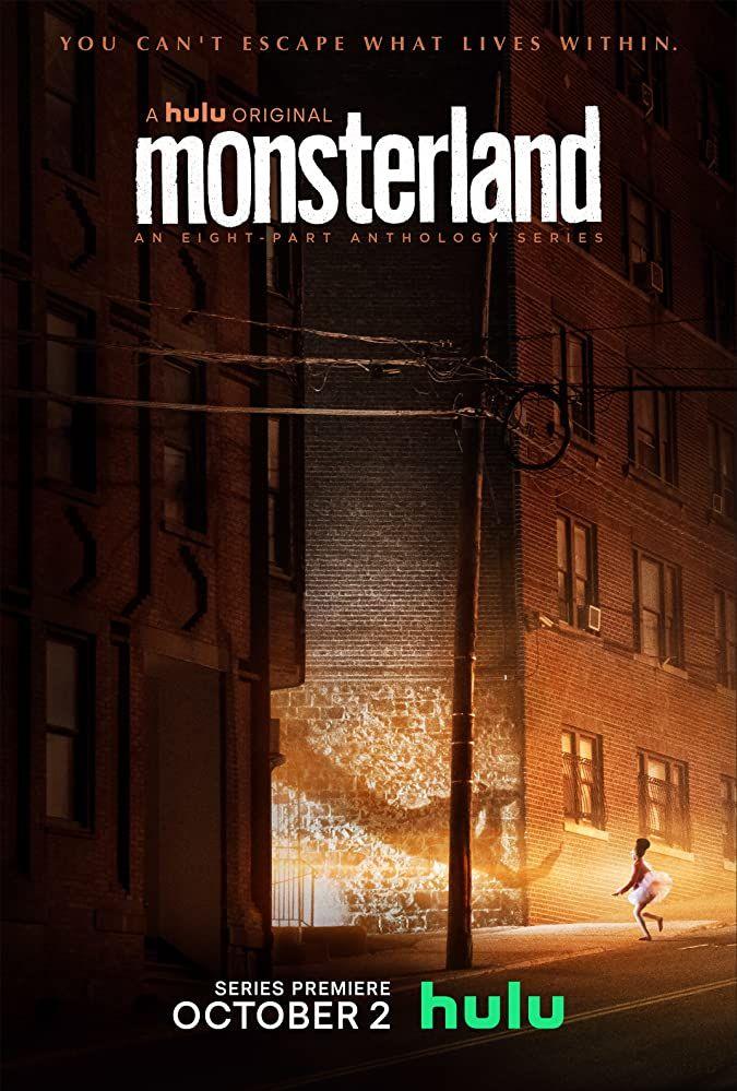 Hulu Original Monsterland Tv Series Review Tv Series Anthology Series Movies To Watch