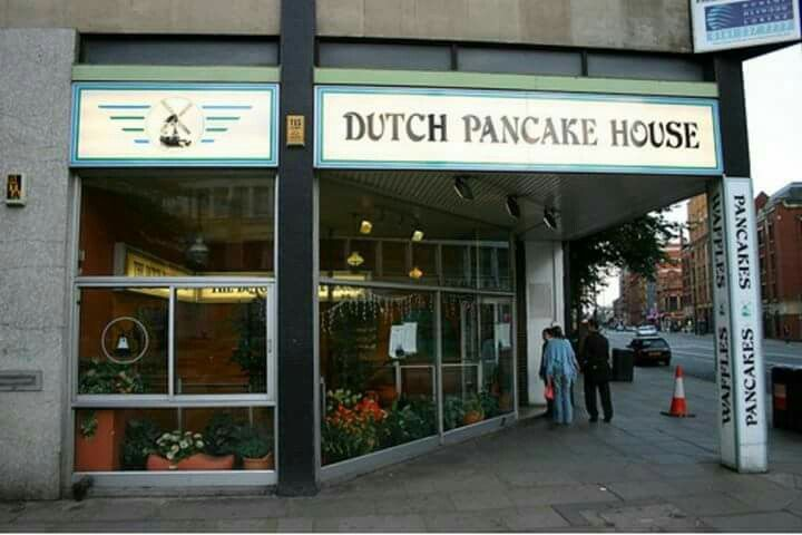 Elizabeth House Dutch Pancake House St Petercs Square 2004