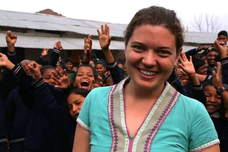 Meet Maggie Doyne Founder Of Nepal's BlinkNow Foundation