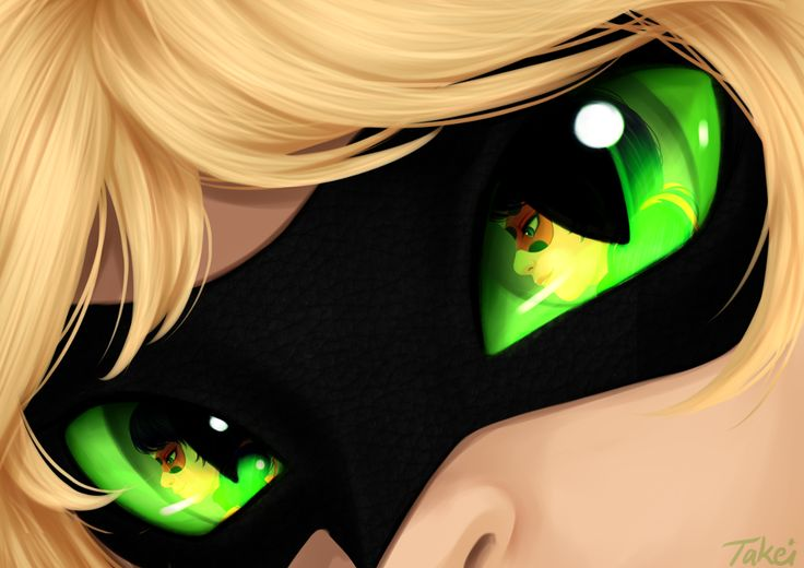 Forever in his sight (by Shun-Takei, Miraculous Ladybug, Chat Noir)