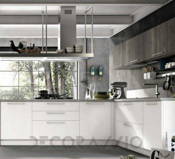 #kitchen #design #interior #furniture #furnishings #interiordesign комплект в кухню Stosa Maya, St.С195