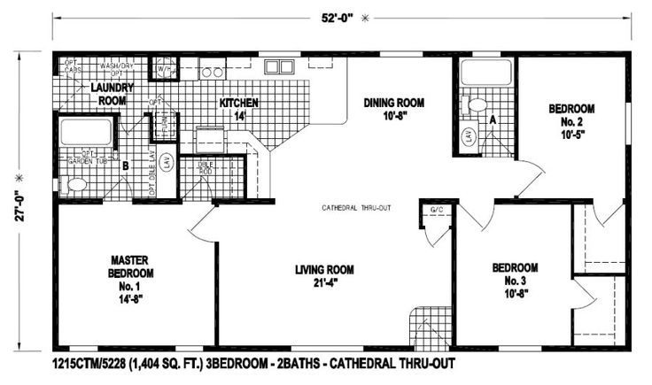 42 best house plans images on pinterest ranch house for 30x50 metal building house plans