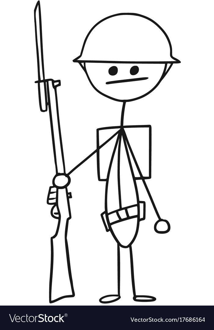 Rezultat Iskanja Slik Za Cartoon Soldier Ww1 Cartoon Vault Boy