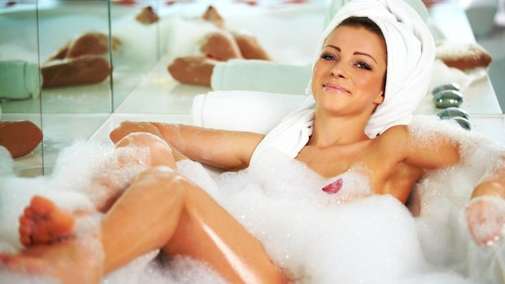 Say Bye To Shower Everyday…. http://theblissbasket.com/say-bye-to-shower-everyday/