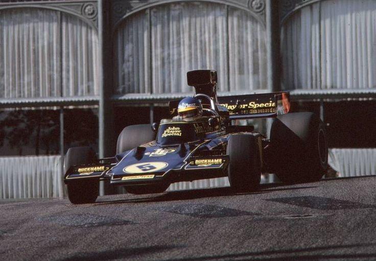 1975 GP Monaco (Ronnie Peterson) Lotus 72E - Ford