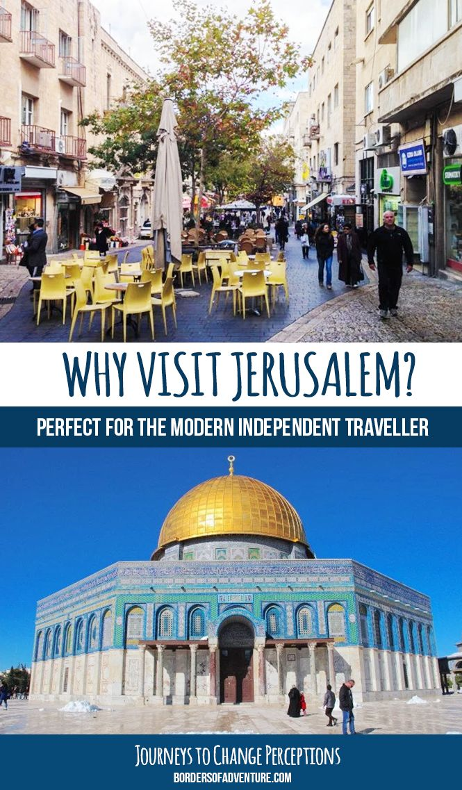 A visit to Jerusalem may not appear to be the usual city of choice for a traveller with no religious calling, yet it is a city whose cultural rejuvenation is attracting those wanting to look beyond its theological persona. The city is cryptic yet captivating, firmly cementing itself as a contemporary space whilst retaining the ancient, spiritual hold that it's mostly known for. http://www.bordersofadventure.com/visit-jerusalem-religious-contemporary-city-independent-traveller/ #travel…