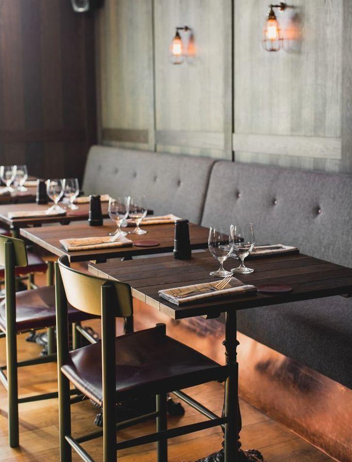 Banquette De Restaurant