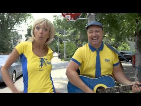 Splash'N Boots: Happy Dance - YouTube