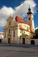 Carmelite church - Gyor Györ Hungary