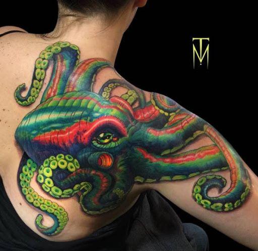 Octopus tat