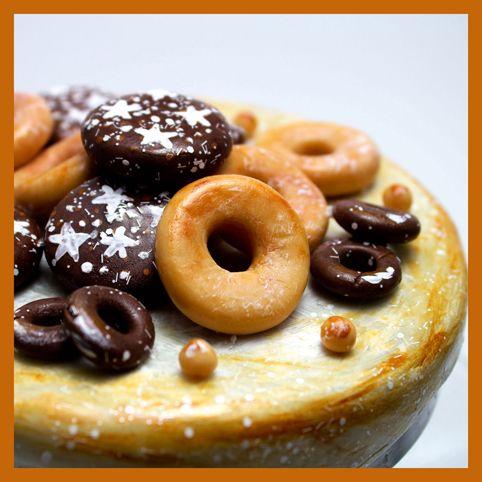 Biscotti realizzati in pasta di mais. F@tto a Mano.