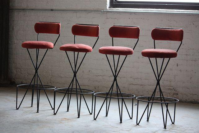 25 Best Ideas About Wrought Iron Bar Stools On Pinterest