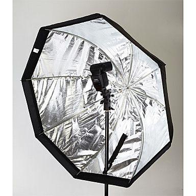 80 см / 32in восьмиугольник софтбокс с сеткой Селан зонтик отражатель трибуна для SPEEDLIGHT / вспышкой – RUB p. 1 889,15