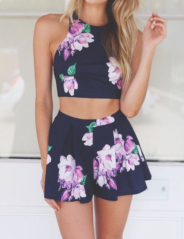 Summer dress fashion tumblr