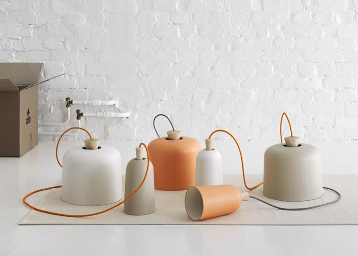 Fuse pendant lamp by Note Design Studio for Ext