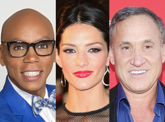 RuPaul, Dr. Terry Dubrow and Sandra Vergara Set to Host New Plastic Surgery & Beauty Talk Show, Good Work—Get the Scoop!  RuPaul, Terry Dubrow, Sandra Vergara